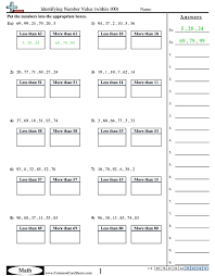 place value sheets value place value worksheets