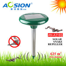 aliexpress com buy 10 styles new 1pc fashion solar powered aosion an a316s outdoor garden tool solar powered sanke repeller