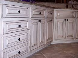 Painted Glazed Kitchen Cabinets How To Paint And Glaze Cabinets Savae Org