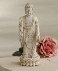 Home Decor Buddha Statue Stone Colored Buddha Statue No Fear