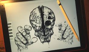 vector sketching in adobe illustrator draw u2014 tail jar