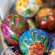 mexican decorations zinnia folk arts