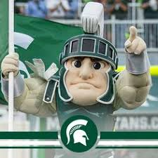 Michigan Sparty Halloween Costume Paul Bunyon Sparty Michigan University