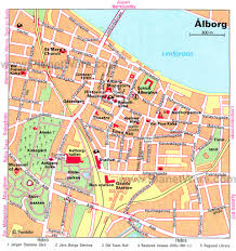 San Diego Old Town Map by Aalborg Map