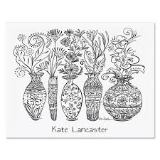 White Decorative Vases Black U0026 White Decorative Vases Personalized Note Cards Colorful
