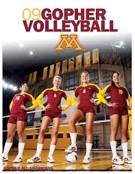 northern lights volleyball mn 2009 volleyball media guide by university of minnesota athletics issuu