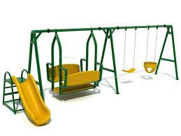 kids swing sets