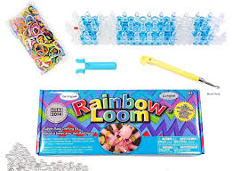 kit bracelet rainbow images Rainbow loom crafting kit includes loom metal hook jpg
