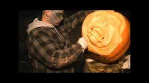 zombie pumpkin carving ideas zombie carving pumpkin youtube