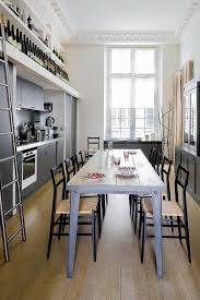 cuisine avec table à manger ma salle manger feng shui cuisine a newsindo co