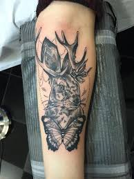 42 best jackalope images on pinterest tattoo ideas tattoo