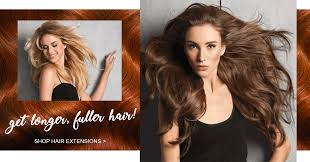 Proper Hair Extensions by Hair Extensions U0026 Clip Ons Quick U0026 Easy The Wig Company