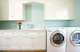 Cabinets For Laundry Room Laundry Room Countertop Options Laundry Cabinets Home Interior