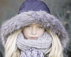 free stock photo of beautiful blonde cold