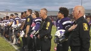 Triad Flag Football Illinois High Football Players Take A Stand To Defend The