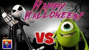 happy halloween disney infinity games jack skellington vs