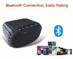 Rugged Wireless Speaker Ipx7 Woofer Waterproof Enceinte Bluetooth Speaker Portable Mini