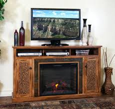 Entertainment Center With Electric Fireplace Entertainment Unit With Electric Fireplace Oak Electric Fireplace