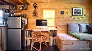 How To Decorate A Log Home Tiny House Living Impressive Tiny Homes Youtube