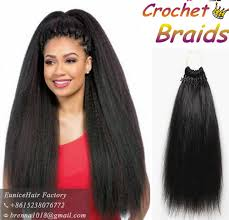 pictures if braids with yaki hair 18inch credible wholesale crochet braids yaki kinky straight hair