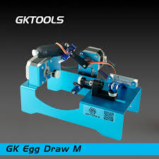 painting robot egg painting robot kit all metal eggbot create a guest education