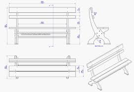 Plans To Make A Park Bench by Diy Outdoor Bench Seat Plans Woodworking Guide To Make Images With
