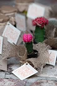 wedding favours ideas plant wedding favors