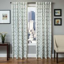 Colorful Patterned Curtains Teal Curtains World Market Surprising Pinterest Living Room