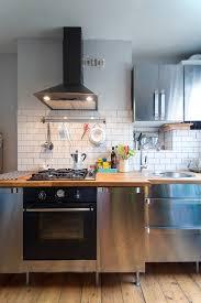 Stainless Steel Kitchen Countertops Ikea Kitchen Countertops Kitchen Eclectic With Stainless Steel