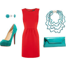 Colors That Go With Red Best 25 Red Dress Ideas On Pinterest Red And Black