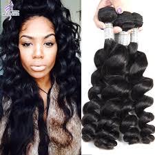pics of loose wave hair mink brazilian virgin hair loose wave 4 bundles modern show hair