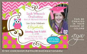 preschool graduation invitations templates preschool graduation invitation templatess