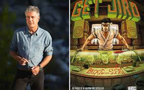 anthony bourdain book debuts travel leisure