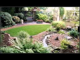 Landscaping Small Garden Ideas by Small Front And Backyard Landscaping Ideas Youtube