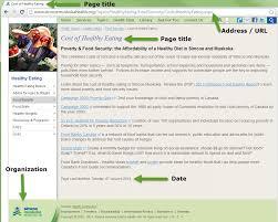Sample Apa Essay Format Websites Apa Writing U0026 Citing Guide Library And Academic