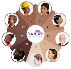 vanish hide your hearing aids