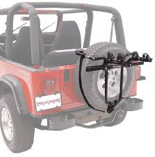 jeep bike kids amazon com hollywood racks sr1 spare tire rack 2 bike spare tire