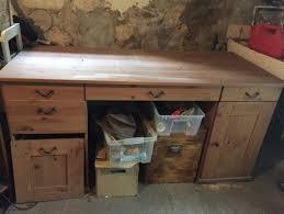 donne bureau recyclage objet récupe objet donne bureau bois à récupérer à le