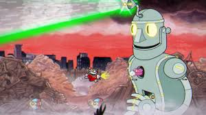 Jive Developer Cuphead Boss Guide Dr Kahl U0027s Robot In U0027junkyard Jive U0027 Polygon