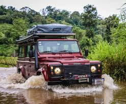 land rover 110 off road land rover defender 110 nomad america 4x4 car rental costa rica