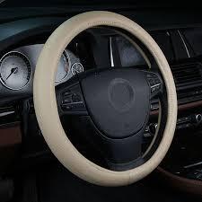 toyota rav4 steering wheel cover car steering wheel cover genuine leather for toyota auris camry