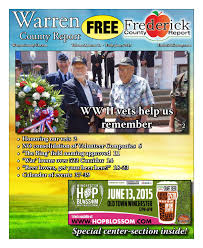 early june 2015 warren and frederick county report by frederick early june 2015 warren and frederick county report by frederick county report newspaper issuu