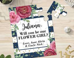 will you be my flower girl gifts will you be my flower girl etsy