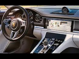 Panamera Red Interior New Porsche Panamera 2017 Interior Porsche Panamera Turbo Interior