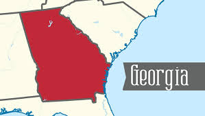 Facts About Georgia State Flag Two Minute Tour Of Georgia 50 States For Kids Freeschool Youtube
