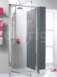 Pivot Shower Door 900mm Supreme 900mm Luxury Pivot Shower Door