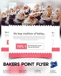 bake sale flyer template 34 free psd indesign ai format