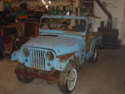 mail jeep conversion 4 3 vortec swap into m38a1 in over my head page 4 jeepforum com