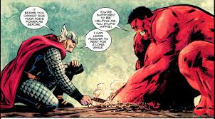 about thor vs superman thor comic vine