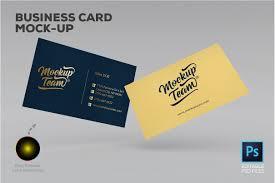 business cards psd mockup psd business card mockup templates designazure